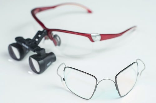 The Laser Clip-In - InView Frame