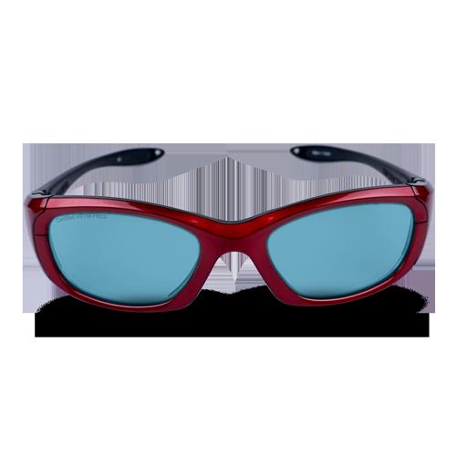 mxl frame gi1 lens innovative optics laser glasses
