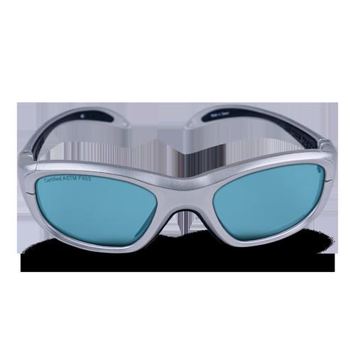 mxs frame gi1 lens innovative optics laser glasses