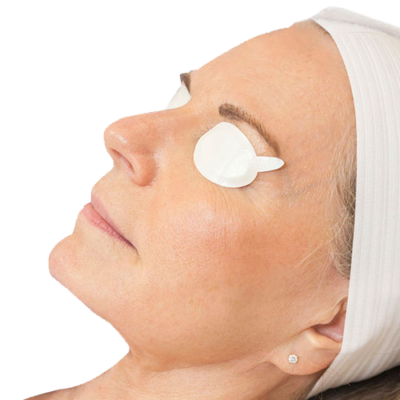 laser aid disposables patient protection eye shield 2