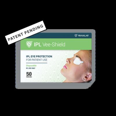 ipl vee shield patent pending