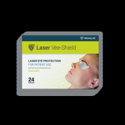laser vee shield silver vanalay
