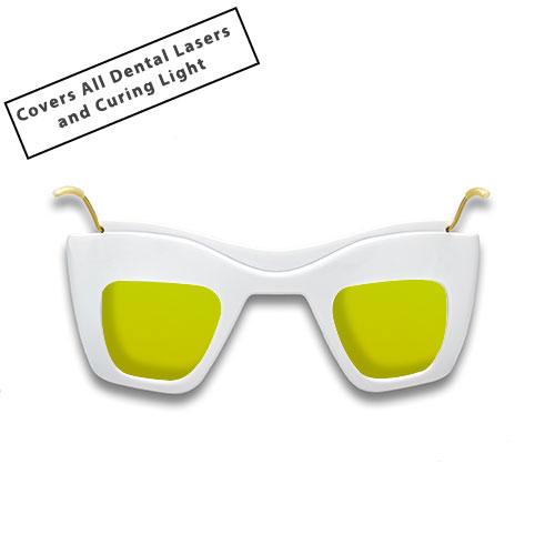 Primo GiT7 laser eye protection - front