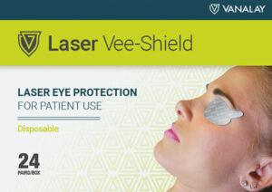 Disposable Eye Shield Laser
