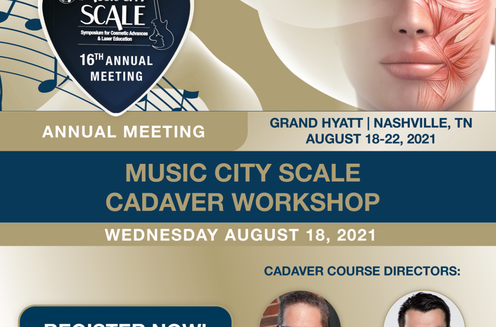 Dr. Michael Gold: Music City SCALE 2021