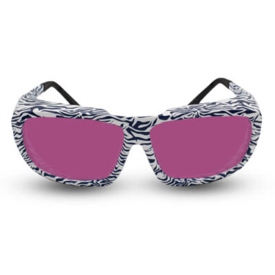pi16 laser glasses 701 zebra frame