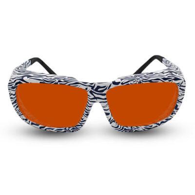 pp16 laser glasses 701 zebra frame