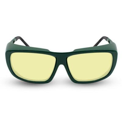 701 green frame pi1 lens