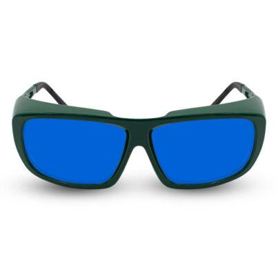 701 green frame pi7 lens