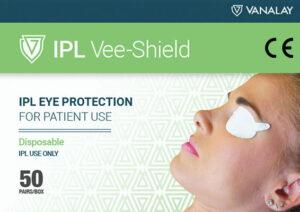 ipl vee shield patent pending ce 1